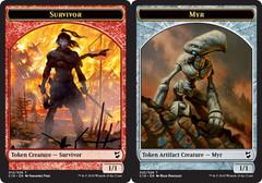 Survivor Token // Myr Token (023)