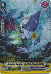 Dolphin Soldier of High Speed Raids - V-TD03/013EN (FOIL - RRR)