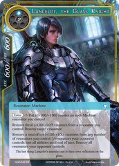 Lancelot, the Glass Knight - NDR-048 - SR