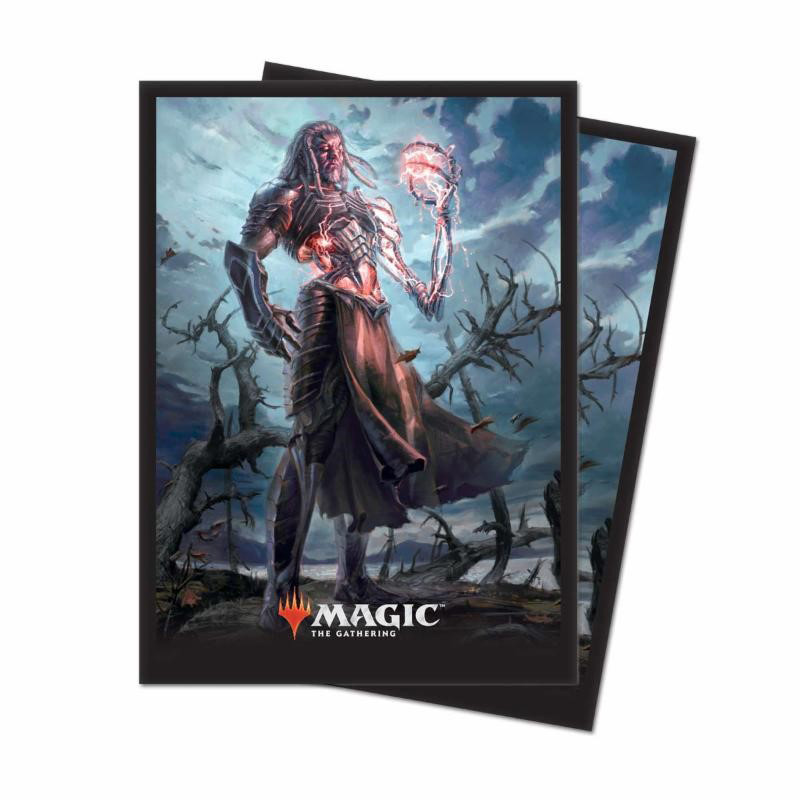 Core Set 2019 - Tezzeret, Artifice Master Deck Protector Sleeves