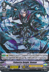 Pulverize Knight, Daman - V-TD04/002EN on Channel Fireball
