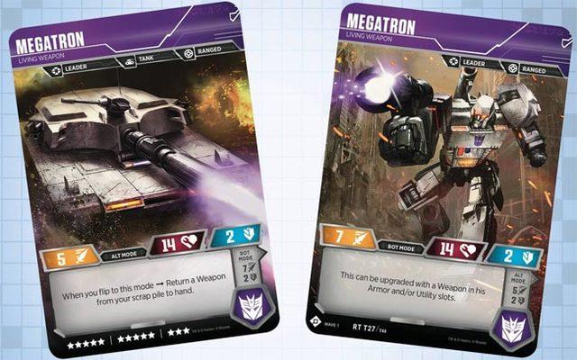 Megatron // Living Weapon
