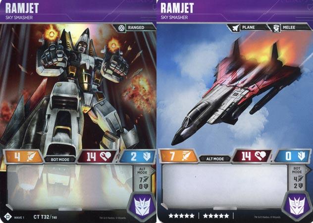 Ramjet // Sky Smasher