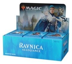 Ravnica Allegiance Booster Box (BAB Promo included [In Store Pickup Only])
