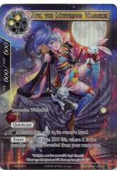 Ayu, the Mysterious Wanderer - NDR-002 - R - Full Art
