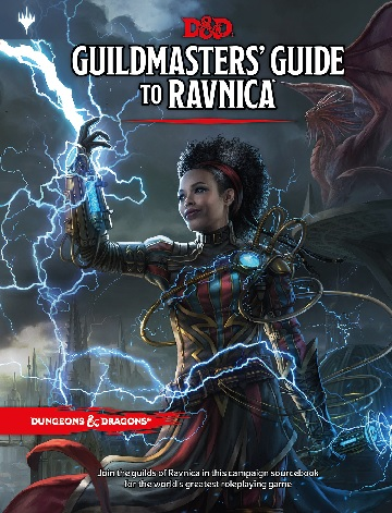 Guildmasters Guide to Ravnica Maps and Miscellany