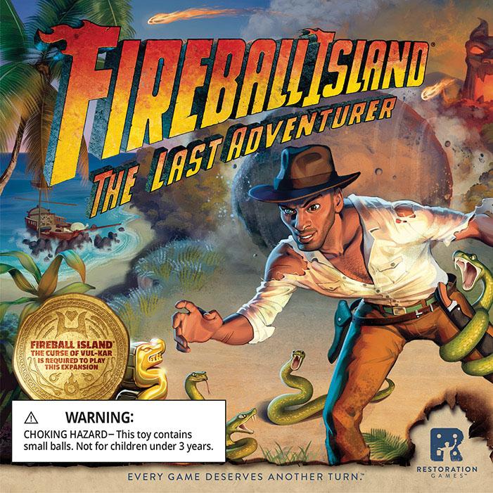 Fireball Island - Last Adventurer