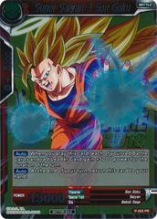 Super Saiyan 3 Son Goku (Event Pack 2018) - P-003 - PR - Foil