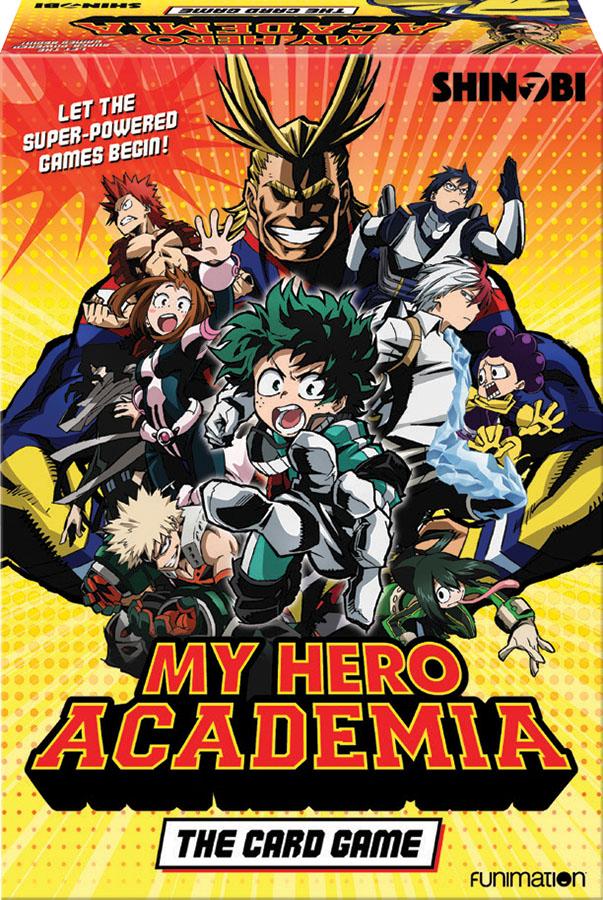 My Hero Academia - The Card Game