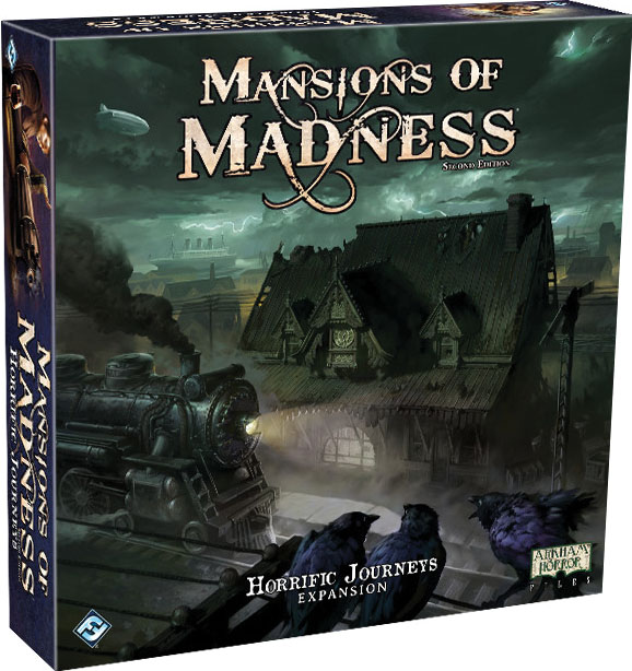 Mansions of Madness 2E - Horrific Journeys