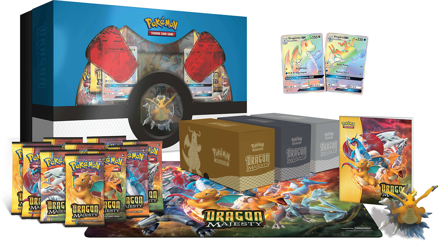 Dragon Majesty Super-Premium Collection