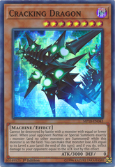 Cracking Dragon - MP18-EN043 - Super Rare - 1st Edition