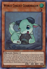 World Chalice Guardragon - MP18-EN047 - Ultra Rare - 1st Edition