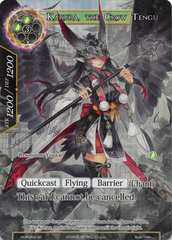 Karura, the Crow Tengu - NDR-069 - SR - Full Art