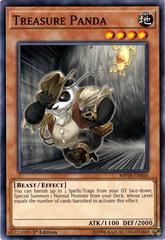 Treasure Panda - MP18-EN056 - Common - 1st Edition