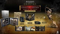 Assassin's Creed: Origins Dawn of the Creed Collector's Edition