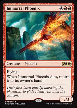 Immortal Phoenix - Gift Pack 2018