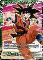 Fateful Reunion Son Goku - TB2-035 - R