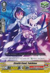 Stealth Fiend, Yukihime - V-BT02/061EN - C