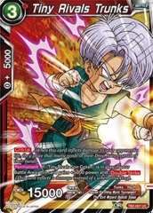 Tiny Rivals Trunks - TB2-007 - UC - Foil