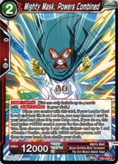 Mighty Mask, Powers Combined - TB2-008 - C - Foil