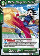 Martial Daughter Chi-Chi - TB2-038 - C - Foil