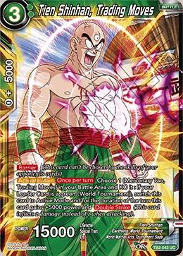 Begrudging Respect Piccolo TB2-027 UC FOIL Dragon Ball Super