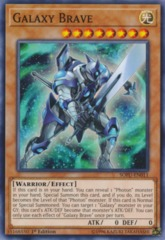 Galaxy Brave - SOFU-EN011 - Common - 1st Edition