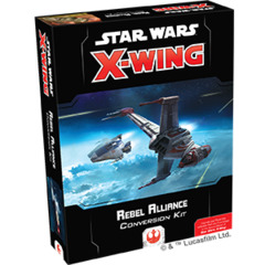 Star Wars X-Wing - 2nd Edition - Rebel Alliance Conversion Kit