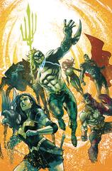 Aquaman Justice League Drowned Earth #1 (STL099782)