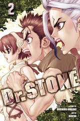 Dr. Stone Graphic Novel Vol 02