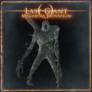 Dark Souls: The Board Game - The Last Giant Boss Expansion