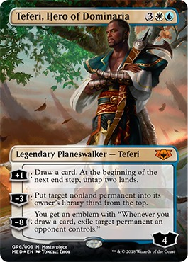Teferi, Hero of Dominaria - Foil