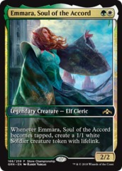 Emmara, Soul of the Accord - Store Championships Promo