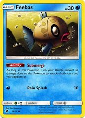Feebas - 28/70 - Common