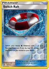 Switch Raft - 62/70 - Uncommon - Reverse Holo