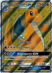 Dragonite GX - 67/70 - Full Art Ultra Rare