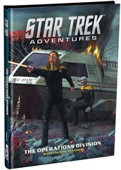 Star Trek Adventures: Operations Division  Supplement