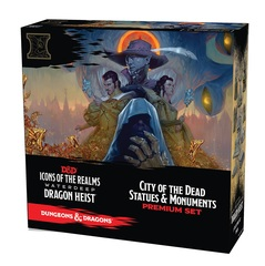 Icons of the Realms - Waterdeep - Dragon Heist - Booster Pack