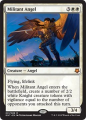 Militant Angel (Game Night)