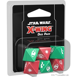 Star Wars X-Wing - Second Edition - Dice Pack