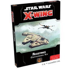 Star Wars X-Wing - 2nd Edition - Resistance Conversion Kit