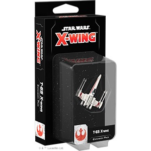 Star Wars X-Wing - Second Edition - T-65 X-Wing Expansion Pack