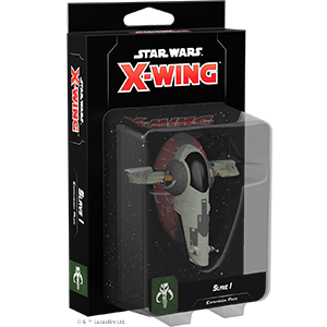 Star Wars X-Wing - Second Edition - Slave I Expansion Pack