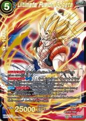 Ultimate Fusion Gogeta - SD6-04 - ST - Foil