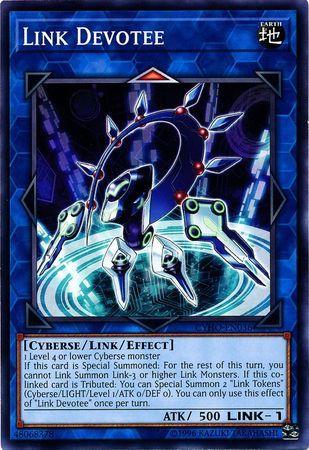 Link Devotee - CYHO-EN036 - Common - Unlimited Edition