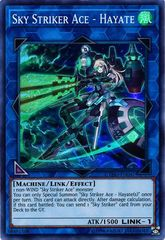 Sky Striker Ace - Hayate - CYHO-EN047 - Super Rare - Unlimited Edition