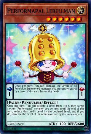 CYHO-EN022 Common Card 1st Edition Yu-Gi-Oh: TERRIFYING TODDLER OF TORMENT