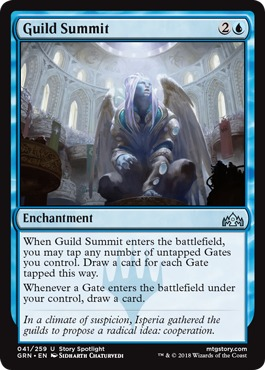 Guild Summit - Foil