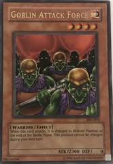 Goblin Attack Force - PSV-094 - Ultra Rare - Unlimited Edition (Misprint)